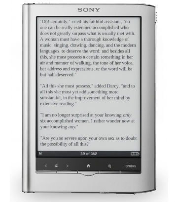 Sony e-reader PRS350 oplader