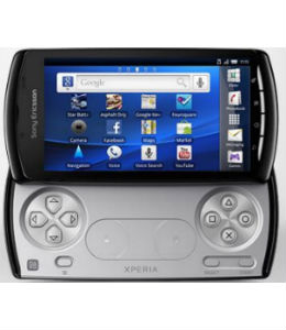Xperia Play oplader