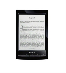 Sony e-reader PRS T1 oplader