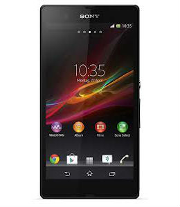 Xperia Z oplader