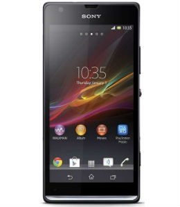 Xperia SP oplader